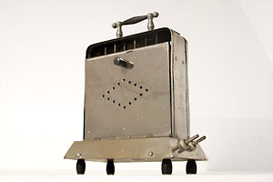 toaster item 158 saluta 35 black 01. Black Bedroom Furniture Sets. Home Design Ideas
