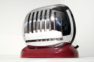 toaster item 595 maybaum 581 red 01. Black Bedroom Furniture Sets. Home Design Ideas