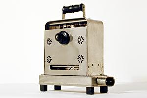 toaster item 699 wmf 2052 black 01. Black Bedroom Furniture Sets. Home Design Ideas